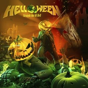 Straight Out Of Hell on Helloween bändin vinyyli LP.