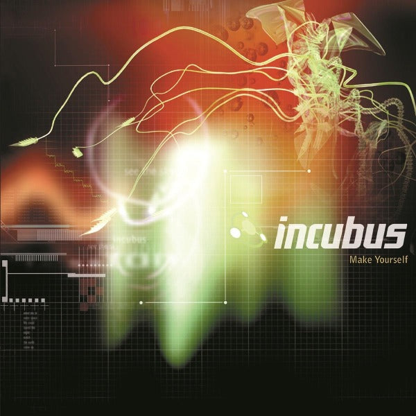 Incubus - Make Yourself 2 LP