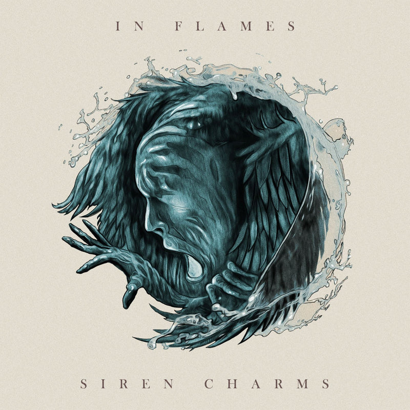 Siren Charms on In Flames bändin vinyyli LP.