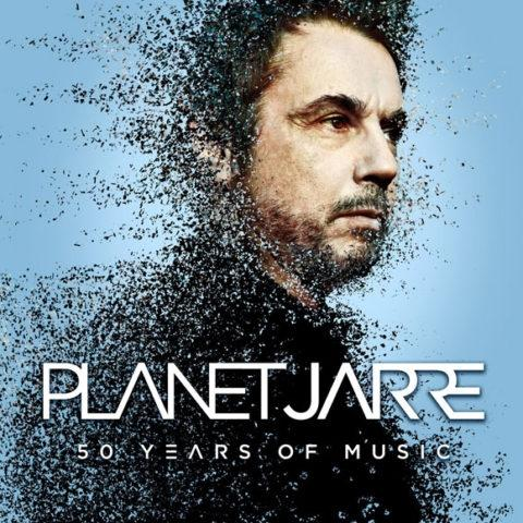 Planet Jarre - 50 Years Of Music on Jean Michel Jarre artistin vinyyli LP.