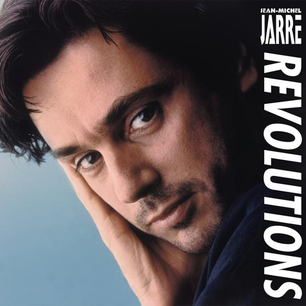 Revolutions on Jean Michel Jarre artistin vinyyli LP.