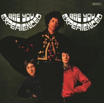 Are You Experienced =UK= on Jimi Hendrix artistin LP-levy.