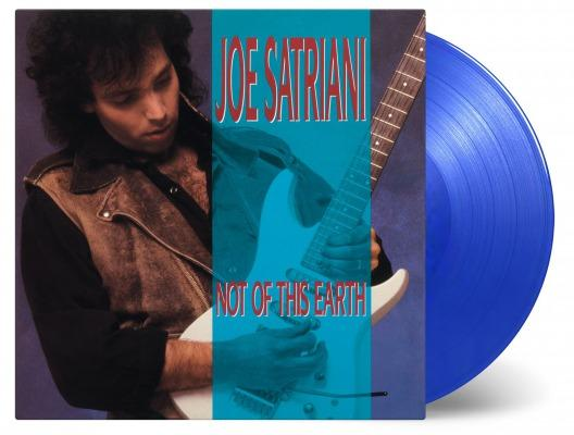 Not Of This Earth on Joe Satriani artistin LP-levy.