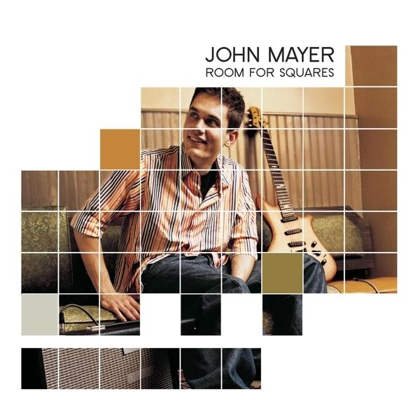 Room For Squares on John Mayer artistin vinyyli LP.