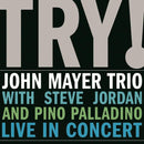Try! Live In Concert on John Mayer artistin LP-levy.