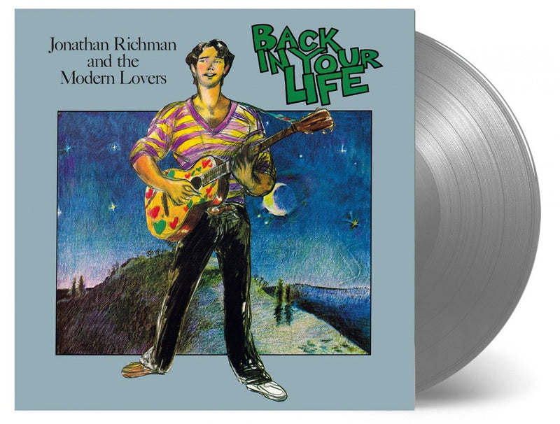 Back In Your Life on Jonathan Richman & The Modern Lovers bändin LP-levy.