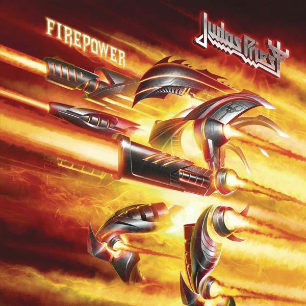 Firepower on Judas Priest bändin vinyyli LP.