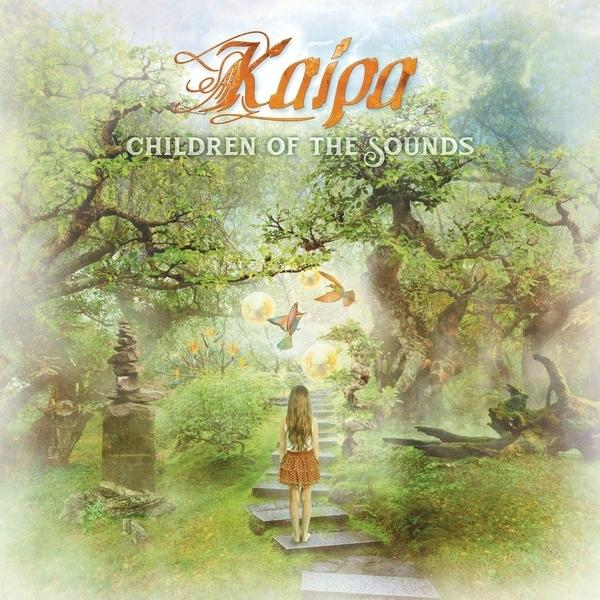 Children Of The Sounds on Kaipa bändin vinyyli LP.