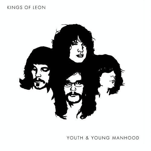 Youth And Young Manhood on Kings Of Leon bändin vinyyli LP.