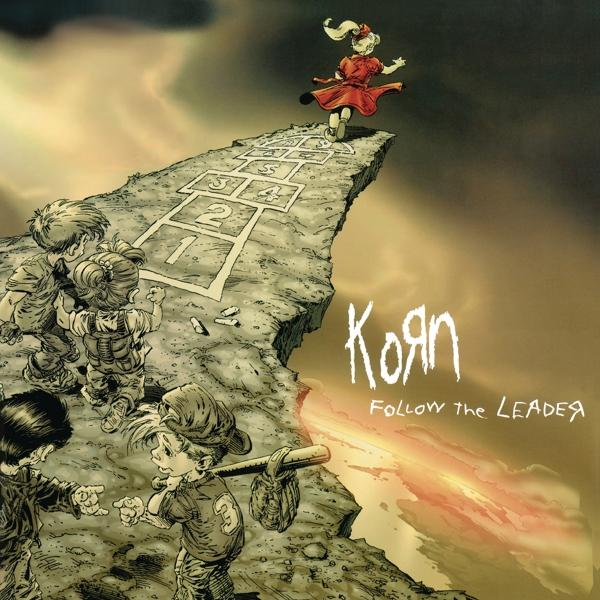 Follow The Leader on Korn bändin vinyyli LP.