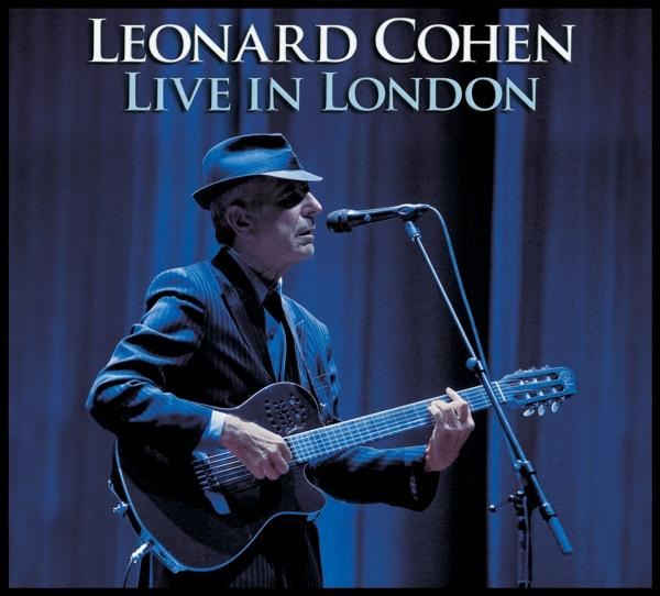 Live In London on Leonard Cohen artistin vinyyli LP.