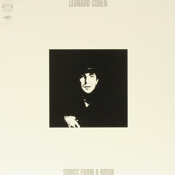 Songs From A Room on Leonard Cohen artistin vinyyli LP.