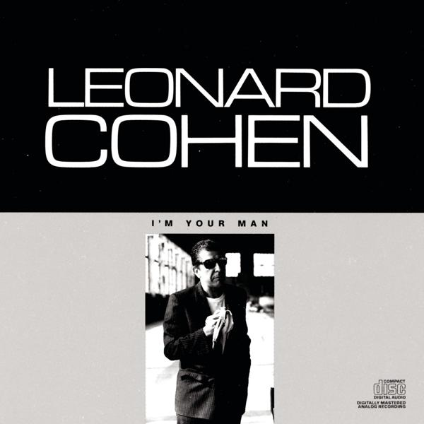 I'm Your Man on Leonard Cohen artistin vinyyli LP.