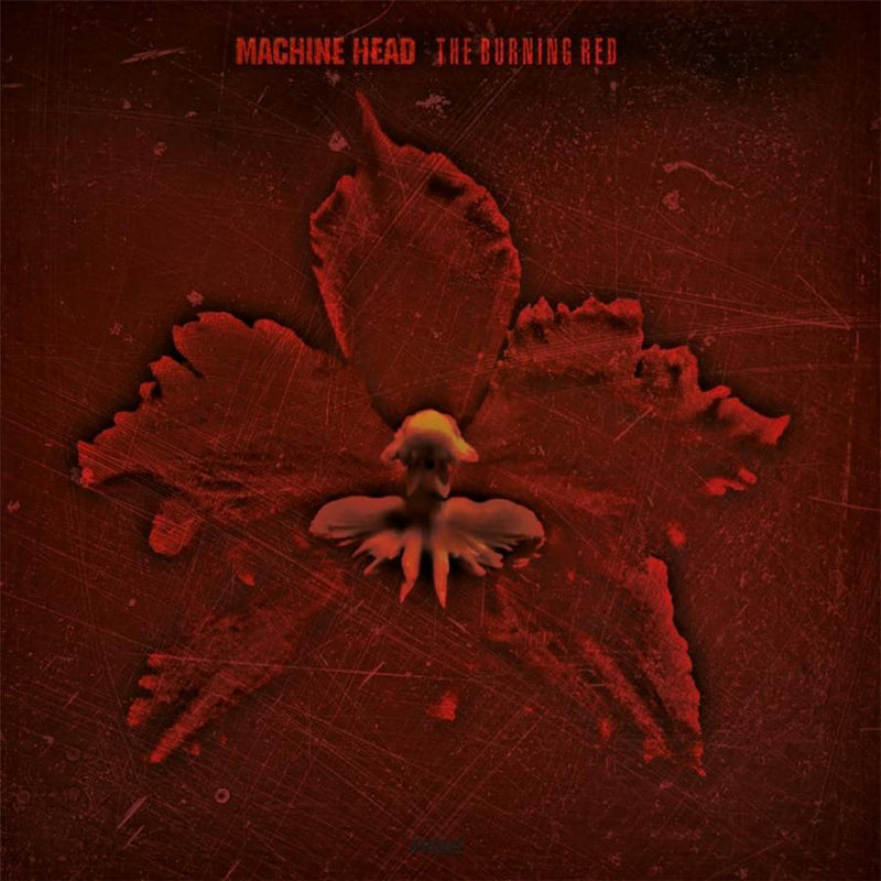 Machine Head The Burning Red vinyylilevy