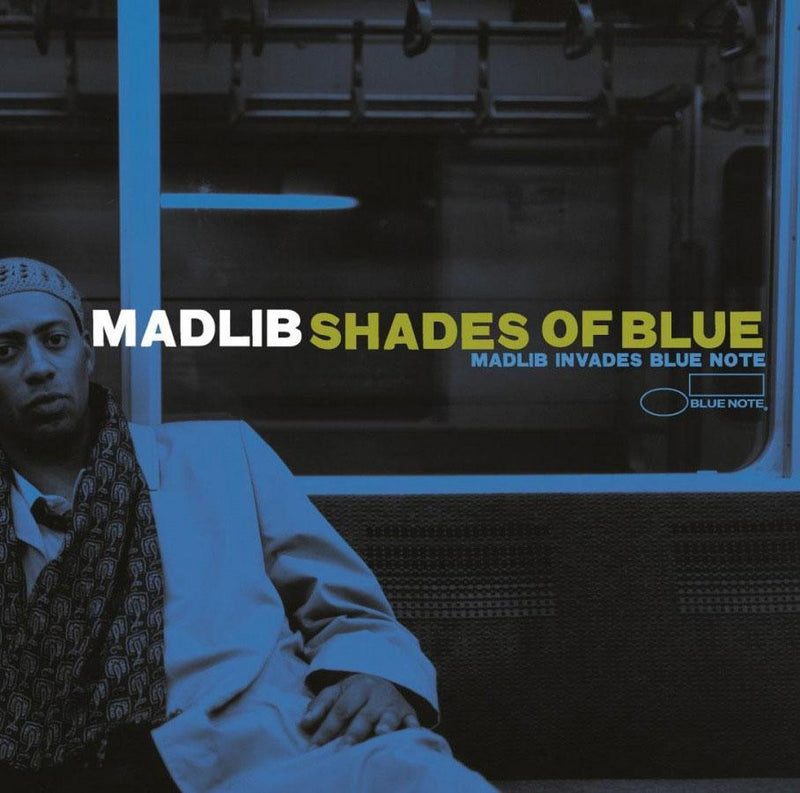 Madlib Shades Of Blue vinyylilevy