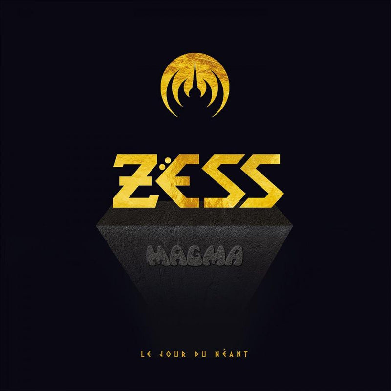 Zess on Magma bändin LP-levy.