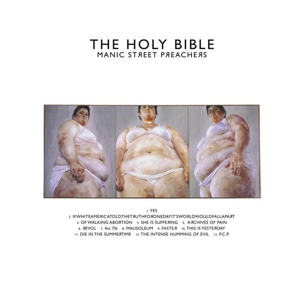 Holy Bible on Manic Street Preachers bändin vinyyli LP.