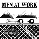 Business As Usual on Men At Work bändin LP-levy.