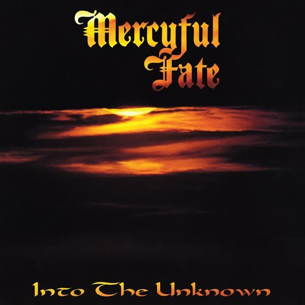 Into The Unknown on Mercyful Fate bändin vinyyli LP-levy.