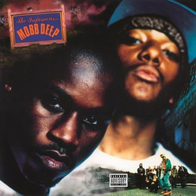 Mobb Deep - Infamous on Mobb Deep bändin LP-levy.