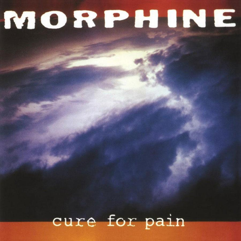 Cure For Pain on Morphine yhtyeen LP.levy.