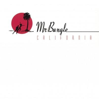 Mr. Bungle California vinyylilevy