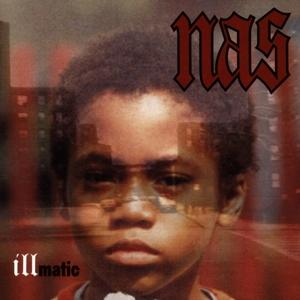 Illmatic on Nas artistin vinyyli LP.