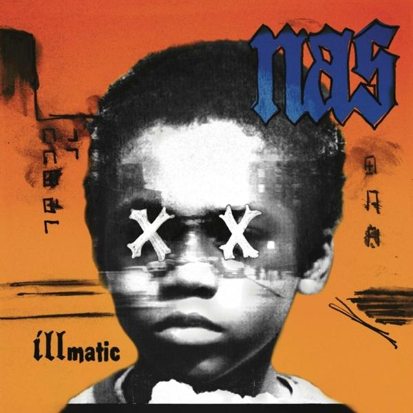 Illmatic XX -20th Anniversary Edition on Nas artistin vinyyli LP.
