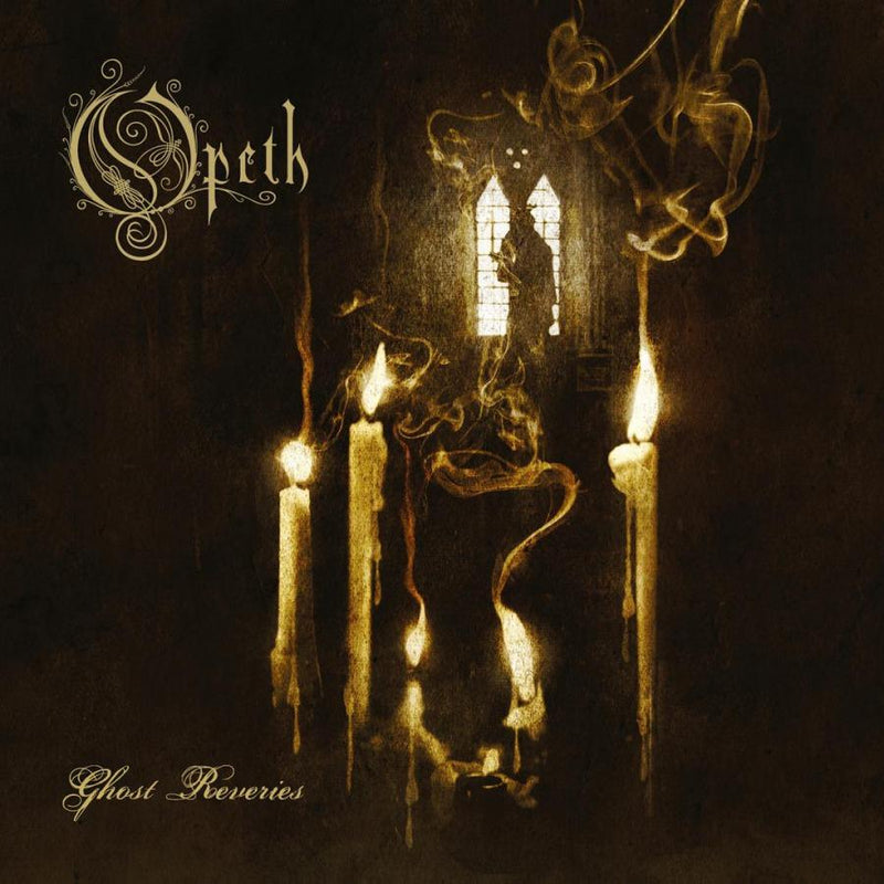 Ghost Reveries on Opeth bändin LP-levy.