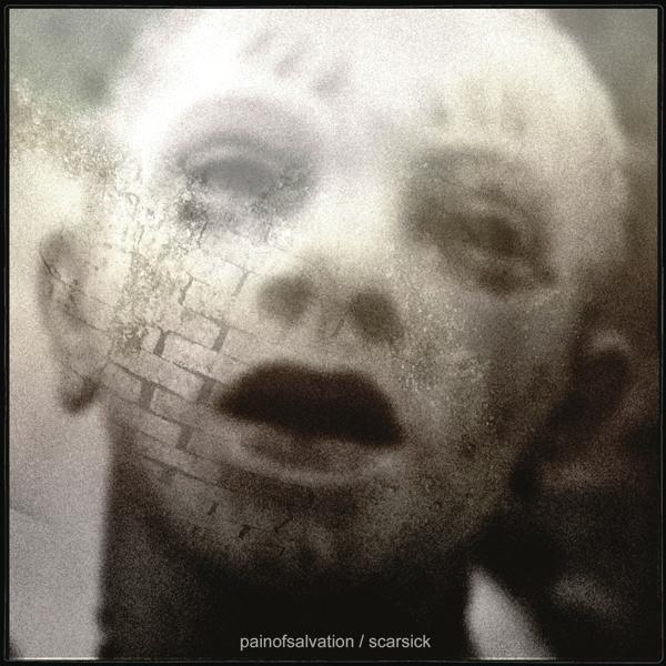 Scarsick on Pain Of Salvation bändin vinyyli LP.