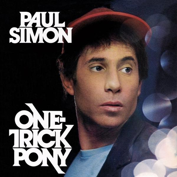 One Trick Pony on Paul Simon artistin vinyyli LP.