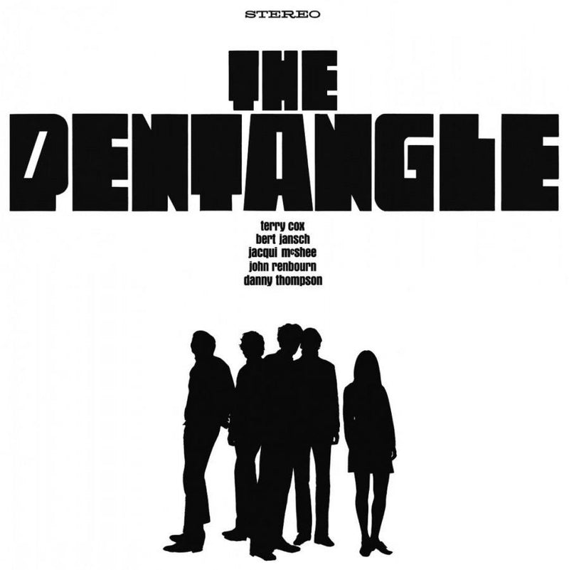 Pentangle on samannimisen Pentangle bändin LP-levy.