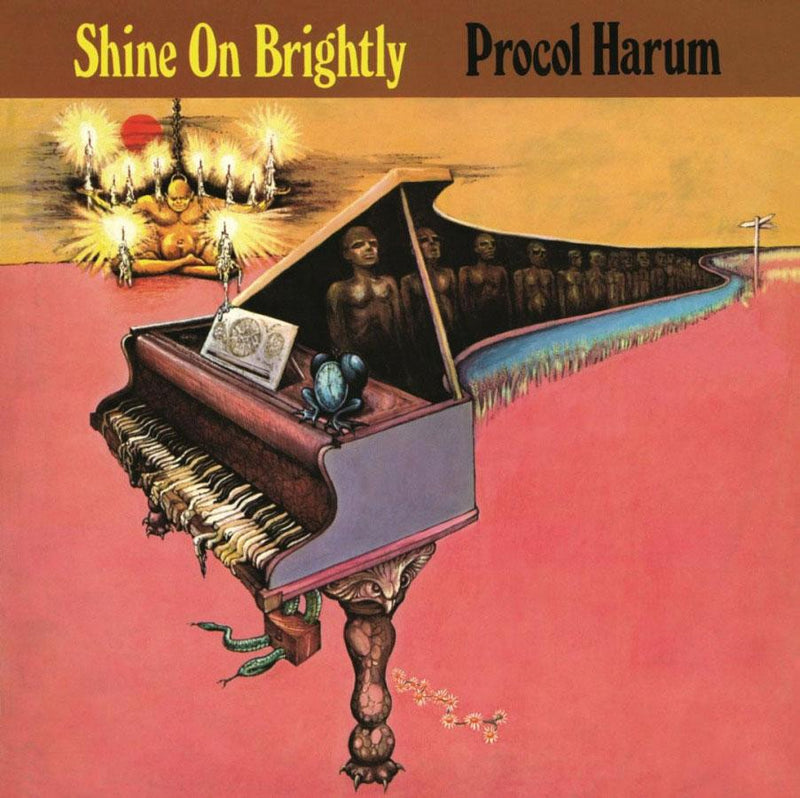 Shine On Brightly on Procol Harum bändin LP-levy.