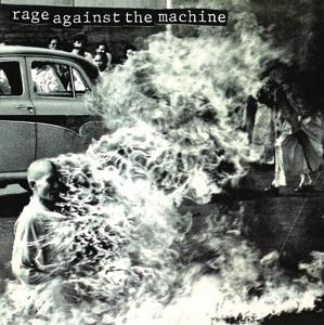 Rage Against The Machine on Rage Against The Machine bändin albumi LP.
