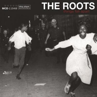 The Roots Things Fall Apart vinyylilevy