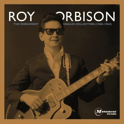 The Monument Singles Collections on Roy Orbison artistin LP-levy.