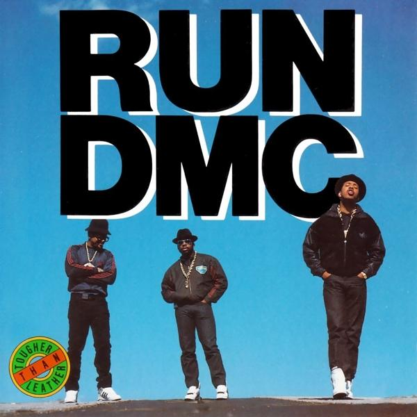 Tougher Than Leather on Run DMC bändin vinyyli LP.