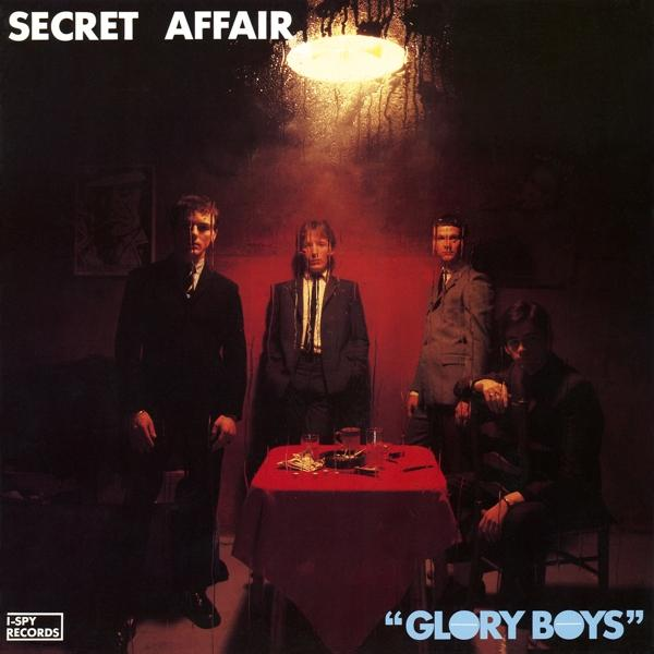 Glory Boys on Secret Affair bändin LP-levy.