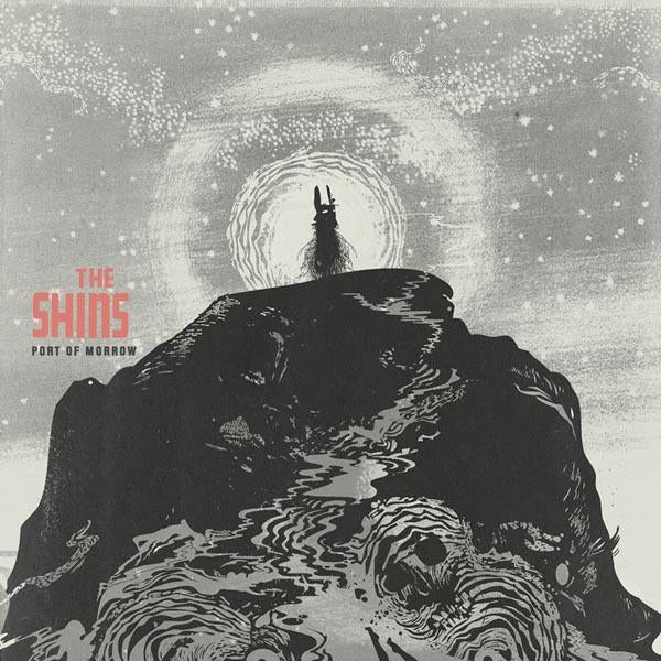 Port Of Morrow on The Shins bändin vinyyli LP.