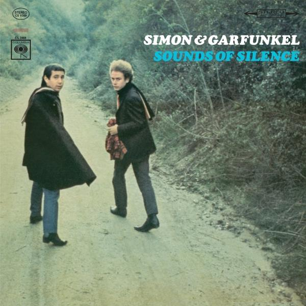Sounds Of Silence on Simon & Garfunkel bändin vinyyli LP.