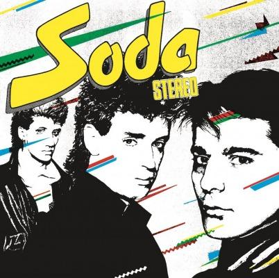 Soda Stereo on Soda Stereo bändin LP-levy.