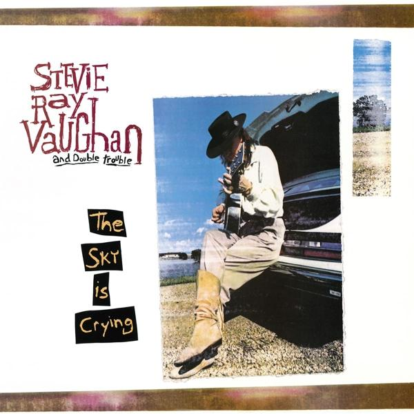 The Sky Is Crying on Stevie Ray Vaughan artistin LP-levy.