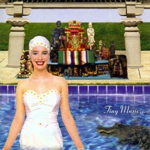 Tiny Music...Songs From The Vatican Gift Shop on Stone Temple Pilots bändin vinyyli LP.