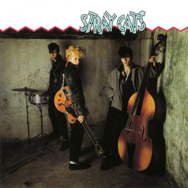 Stray Cats on Stray Cats bändin LP-levy.