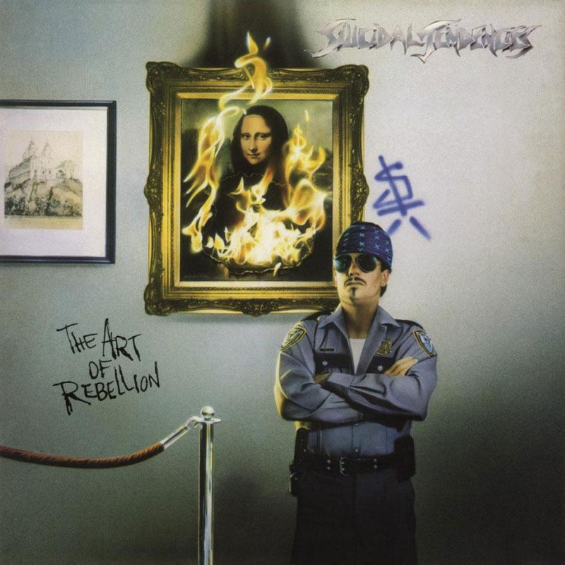 Suicidal Tendencies The Art Of Rebellion vinyylilevy