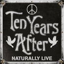 Naturally Live on Ten Years After yhtyeen LP-levy.