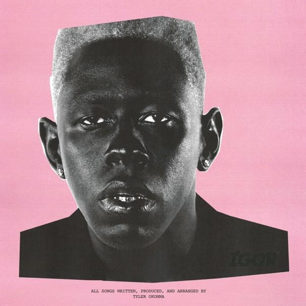 Igor on The Creator Tyler artistin vinyyli LP.