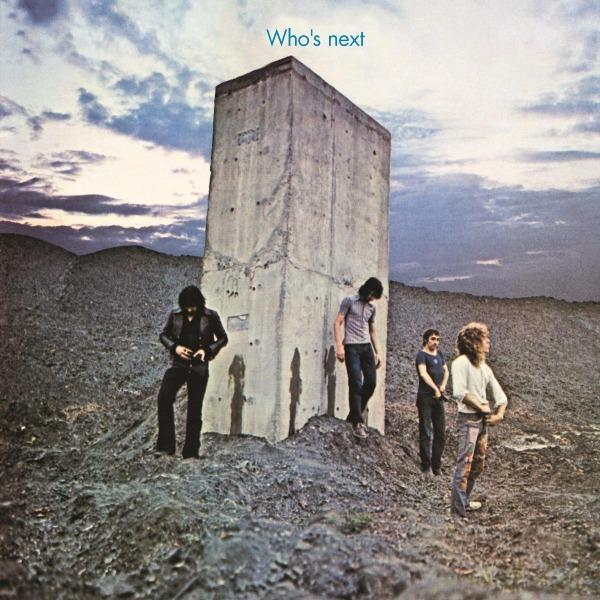 Who's Next  on The Who bändin LP-levy.