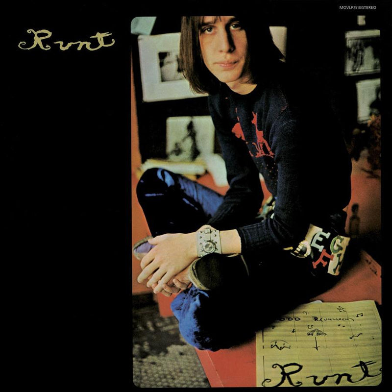 Runt on Todd Rundgren artistin LP-levy.