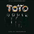25th Anniversary - Live In Amsterdam on artistin Toto vinyylialbumi.